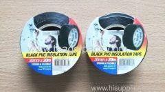 Multi-Purpose Black PVC Insulation Tape 30mmx20M