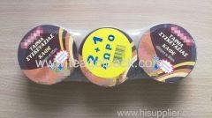 3 Rolls Set Packing Tape 48mmx50M