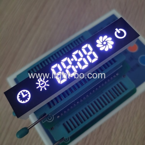 kitchen hood;customized disply;custom display;led display module; led module