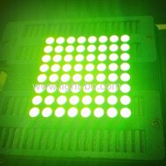 двухцветный красный / чистый зеленый 8 х 8 матричный светодиодный дисплей для движущихся знаков