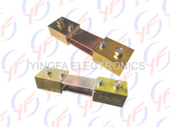 High precision 200A current shunts