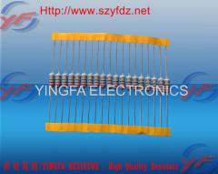 YINGFA UL/VDE fusing resistor