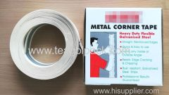 Metal Corner Tape with Heavy Duty Flexible Galvanised Steel 50mmx30M