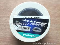 Masking Tape White 50mmx50M