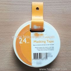 General Purpose Masking Tape 24mmx50M White