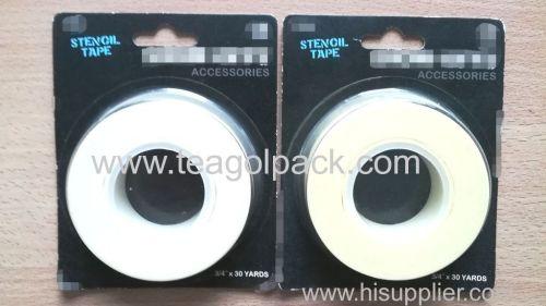 Masking Tape White 3/4 x30Yards Stencil Tape White