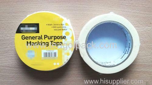 General Purpose Masking Tape 24mmx30M White