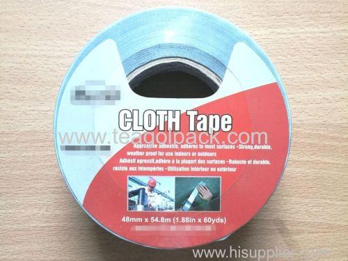 Cloth Tape Silver 48mmx54.8M (1.88 x60Yards)