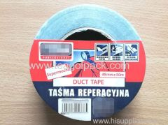 Cloth Duct Tape Silver 48mmx50M