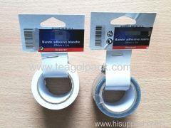 Adhesive Cloth Tape 38mmx5M White Black