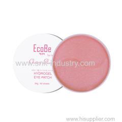 ECOBE HYDROGEL EYE PATCH CHERRY BLOSSOM