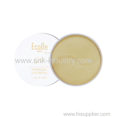 ECOBE HYDROGEL EYE PATCH GOLD
