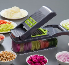 Multifunctional Grater Slicer Strainer
