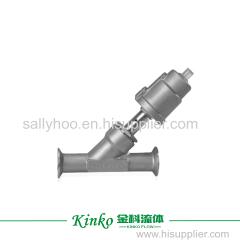 zero leakage angle seat valve