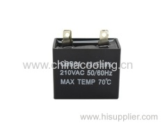 capacitor for fan air conditioning blower