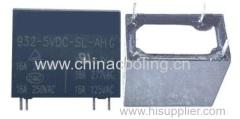 relais wordt gebruikt voor het automatische systeem van huishoudelijke apparaten China fabrikant