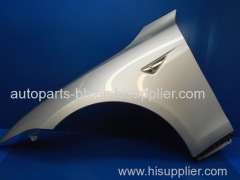 model 3 X S fender hood auto body panel kits