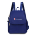 Nylon waterproof backpack for women leisure travel daypack