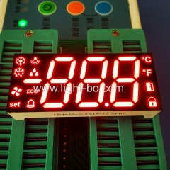 refrigerator control;custom led display;customized display;refrigerator display;