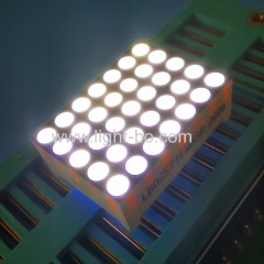 elevator position indicator; white dot matrix; led dot matrix; position indicator;