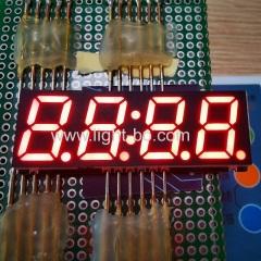 """4 цифры 0.56 """"7-сегментный светодиодный дисплей с общим экраном для приборной панели"""