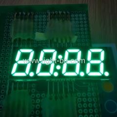 чисто зеленый 0.56inch 4-значный smd светодиодный дисплей общий катод для цифрового таймера