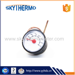 Wholesale wireless outdoor dial capillary thermometer for hot water temperature