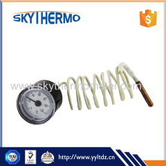 plastic small round pocket pressure theory disposable cheapest capillary type thermomemter