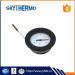 HVAC Boiler remote reading capillary thermometer plastic pressure front flange thermometer