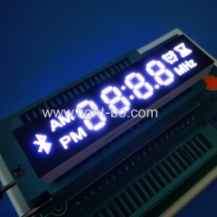customized display; custom led display;bluetooth speaker;white display;