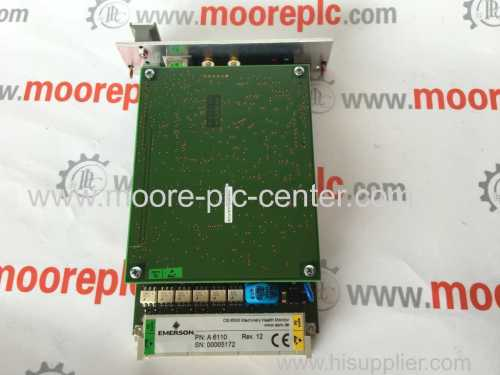 DeltaV/EMERSON KJ3203X1-BA1 Discrete Input Module