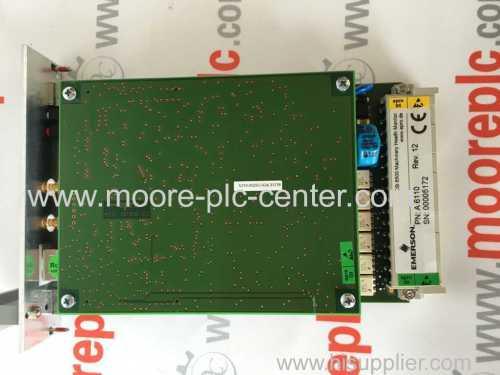 Emerson KJ1501X1-BC2 12P2186X042 Power Supply