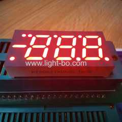 3 digit display;temperature display;refrigerator display;customized display