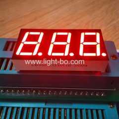 """0.56"""" display;3 digit 0.56"""";14.2mm display;0.56inch 3 Digit; Triple digit 0.56"""""""