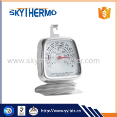 Indoor Professional refrigerator freezer stainless steel room temperature gauge thermometer