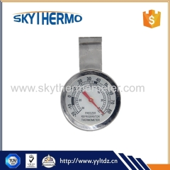 disposable stainless steel food oven thermometer indoor dial type oven high temperature meter
