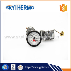 High Quality Manufacturers dial temperature gauge functions Thermomanometer