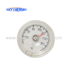 Serviceable China indoor wall bathtub strip thermometer