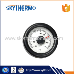 household round thermometer for room temperature needle series