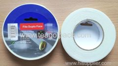 24mm Wx5m L Double Sided Adhesive Foam Mounting Tape ..Release Film: Yellow+White Foam Tape