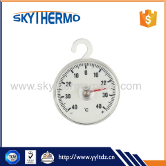 Wholesale Affordable fridge refrigerator gauge thermometer dial plastic hange type thermometer