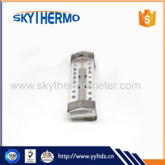 precision glass types of thermometers industrial glass thermometer