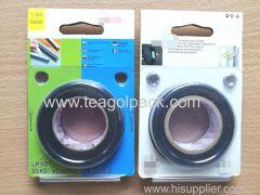 19mm Wx1.5m L Double Sided Adhesive Foam Mounting Tape ..Release Film: Black+Black Foam Tape