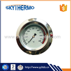 Useful Outdoor Thermometer Temperature Sensor for Barbecue Stove Oven Bimetallic Thermometer BBQ Food Cooking Tool Temp