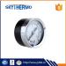 "1/8"" NPT Mini Pressure Gauge Air Compressor Hydraulic Vacuum Gauge Manometer Pressure Tester 0-60 PSI Back Mount 1.5"" Di"