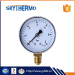 1/4 Inch Manometer 6 Bar Compressor Compressed Air Pressure Gauge for Air Water Oil Gas Measurement 1/4 Inch Manometer 6