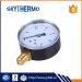 1/4 Inch Manometer 6 Bar Compressor Compressed Air Pressure Gauge for Air Water Oil Gas Measurement 1/4 Inch Manometer 6