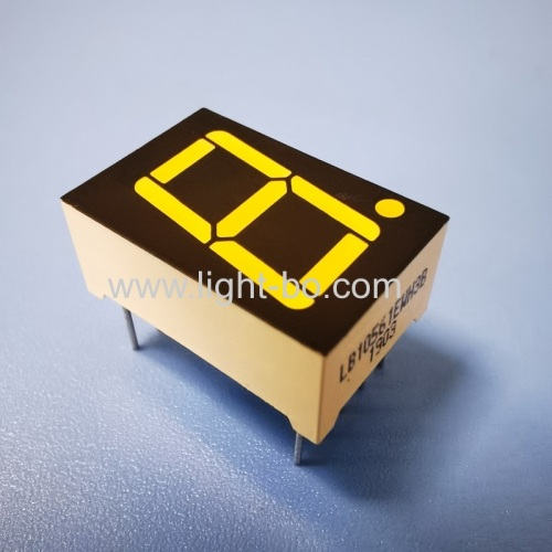 Ultra white Single Digit 0.56 7 Segment LED Display common cathode for digital indicator