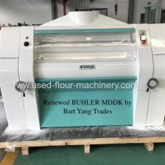 Renewed Reconditioned BUHLER MDDK MDDL Roller mill
