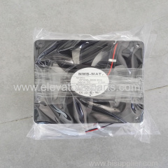NMB-MAT Elevator Lift Spare Parts 4710KL-05W-B30 24V Cooling Fan